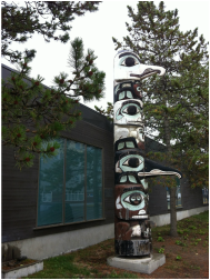 first nations clan sign whitehorse