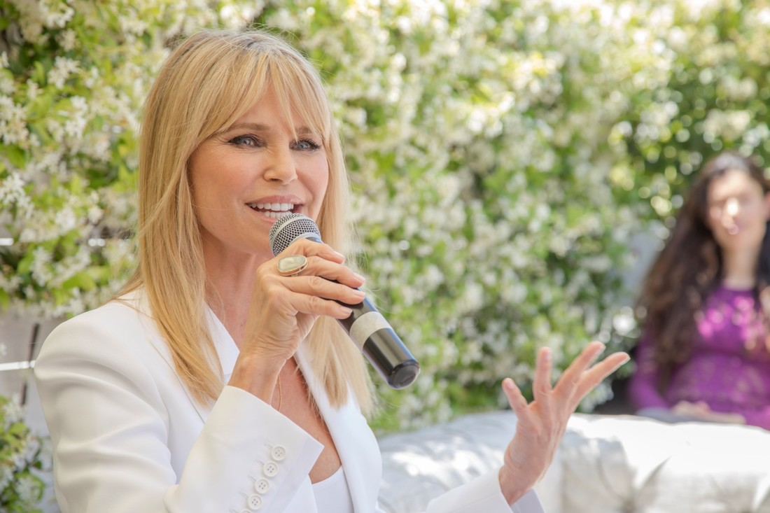 Christie Brinkley Beverly Hills City of Wealth Alo Yoga Ruksana Hussain