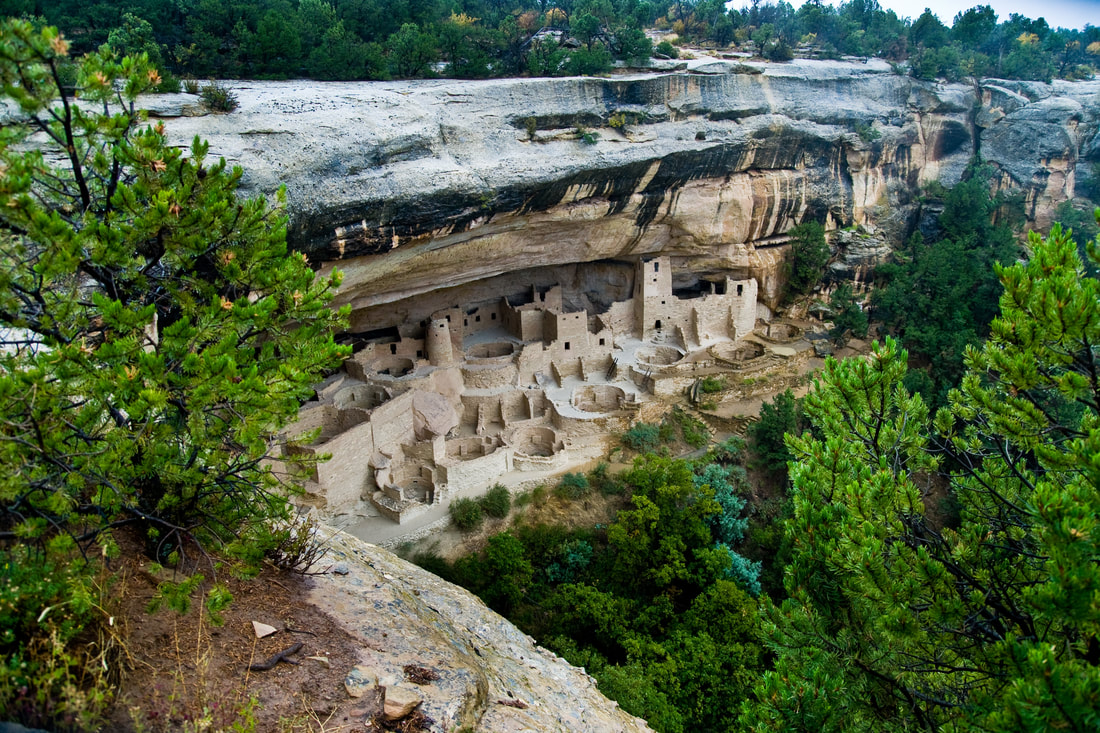 mesa verde cliff palace, ruksana hussain, traveler and tourist