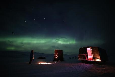 off the world travel, northern lights, ruksana hussain