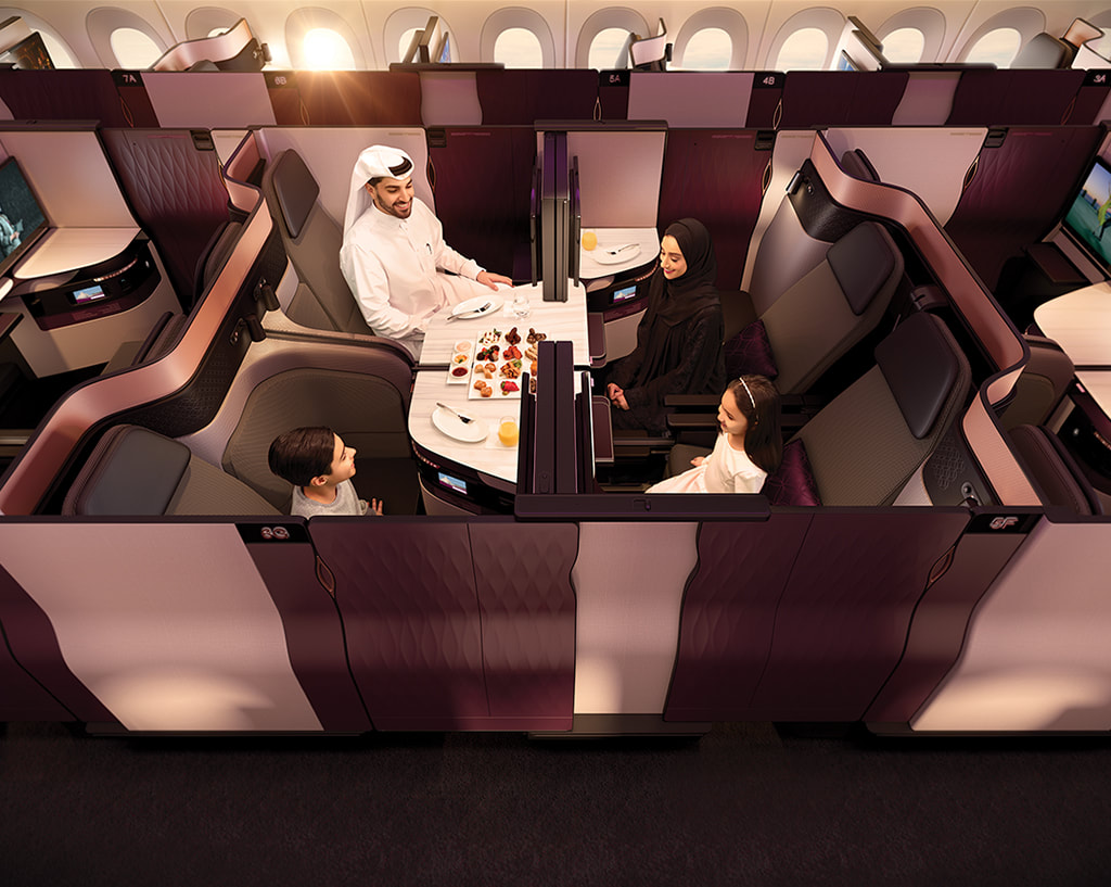 qatar airways, ruksana hussain, traveler and tourist
